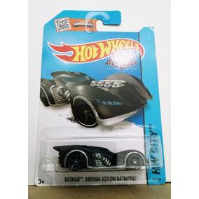 Hot Wheels Batman Arkham Asylum Batmobile Novo