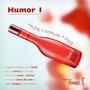 Kit Humor 1 + Neceser Natura Porta Cosmeticos Rojo