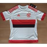 Camisa Do Flamengo Oficial Adidas Com Malha Climacool - Camisas de ... 7987358a1c030