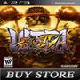 Dlc Ultra Street Fighter Iv 4 Ps3 - Requer O Jogo