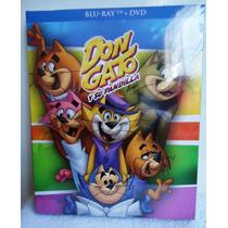 Don Gato Y Su Pandilla Blu Ray + Dvd + Descarga Digital Nuev