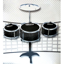 Bateria Musical Infantil Niños Completa Nena Nene Jazz Drum