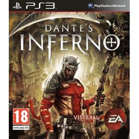 Dantes Inferno Ps3 Español Lgames