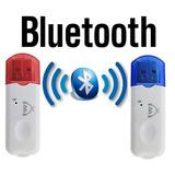 Transmissor Receptor Bluetooth Usb Adaptador Musica Mp3