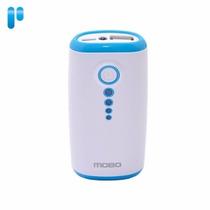 Bateria Externa Mobo Azul 5200 Mah Power Bank