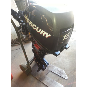 Motor Marino Mercury 15 Hp 4 Tiempos Efi Bote Lancha