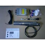 Bomba De Água Movida À Energia Solar - Js3-2.1-120