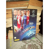 Album Figuritas Futbol Champions League 2010-2011