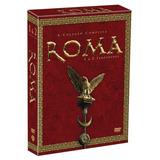 Dvd Coleção Roma 1ª E 2ª Temporadas - Original- 11 Dvds