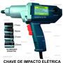Chave De Impacto Elétrica 1/2 Pol / Parafusadeira - 220v