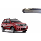 Estribo Ecosport 04/11 Oval Grafitte/onix
