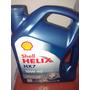 Shell Helix Hx 7 10w40 Bidon 4 Litros + Bidón Agua Destilada