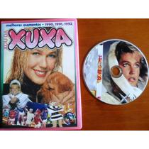Dvd Xuxa - Melhores Momentos (vários Clipes)