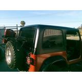 Capota Dura Para Jeep Yj 1986 Al 1996 Toldo Duro