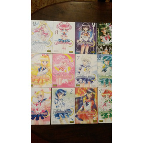 Sailor Moon Naoko Takeuchi Completa Volumenes 1 Al 12