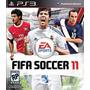 Juego Fifa Soccer 2011 Para Ps3