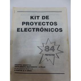 Manual De Juego Kit De Proyectos Electronicos Para Imprimir
