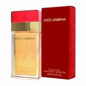 Perfume Dolce & Gabbana Red Vermelho Tradicional 100ml Edt