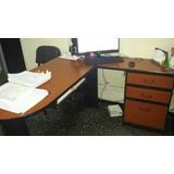 Escritorio Para Oficina Tipo L