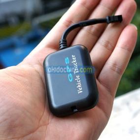 Mini Gps Com Rastreador Veicular E Botão De Pânico