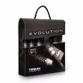 Escova Cabelo Termix Evolution Plus (5 Escovas) Frete Gratis
