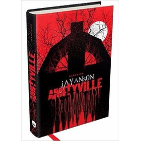 Amityville Livro Darkside Jan Anson