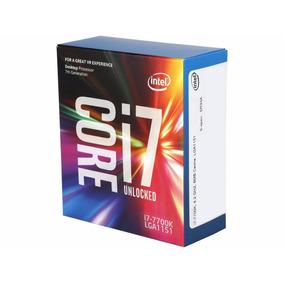 Processador Intel Core I7-7700k Kaby Lake Quad-core 4.2 Ghz