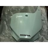 Placa Porta Numero Honda Genuina Original 24cm X 28 Ancho