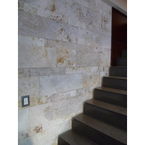 Marmol Travertino Revestimiento Piso / Pared