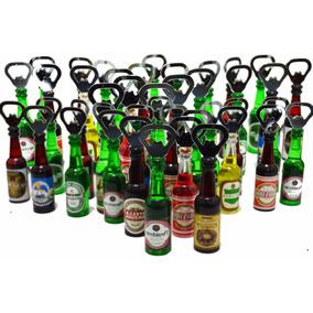 50 Abridor De Garrafa Personalizado C/ Imã Geladeira Cerveja