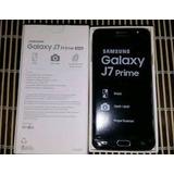 Samsung Galaxy J7 Prime + Microsd 32gb De Regalo