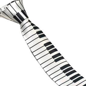Corbata Piano Envio Gratis Teclado Musicos Pianistas Geek