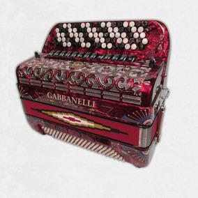 Acordeon Gabbanelli Teclas Pedido Especial