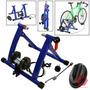Bicicleta Rodillo Entrenador Estacionaria Magnetica Ejercici