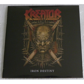 Kreator Iron Destiny Arch Enemy Breaking The Law Compacto