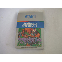 Atari 5200 Video Game Football Nuevo Sellado Vintage 1983