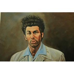 Quadro The Kramer Emoldurado