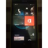 Nokia Lumia 520 Telcel Con Detalle En Boton De Bloqueo Win10