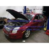 Repuestos Ford Fusion Traidos De Usa Poco Uso Con Garantia!