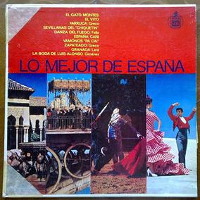 Lp Vinilo Lo Mejor De España