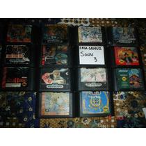Sega Genesis Variedad En Juegos Parte 4