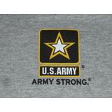 Espectacular!! Remera Orig. Us Army- Army Strong Grey- Xl