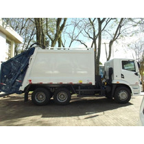 * Vw - Locação Caminhão Compactador De Lixo*