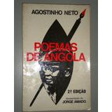 Livro Poemas De Angola - Agostinho Neto