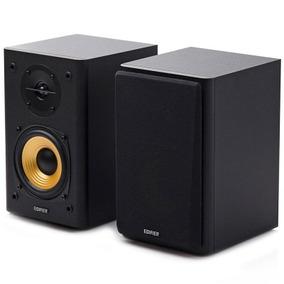Edifier 2.0 Monitor De Áudio R1000t4 Preto 75hz ~ 18khz