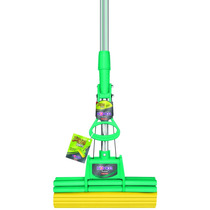 Mop Sekito Zig Zag Bettanin - Rodo Mágico Absorvente Limpeza