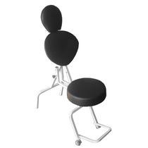 Cadeira P/ Maquiagem,designe De Sombrancelhas, Limpeza Pele