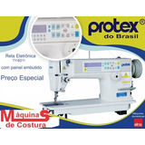 Reta Eletronica Protex Painel Embutido Completa