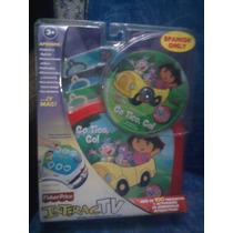 Dvd Discos Interactv Video Juegos Dora La Exploradora