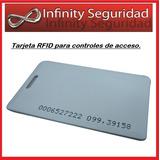 Tarjeta Proximidad Rfid 125 Khz Teclado Y Control De Acceso